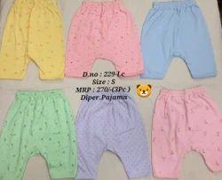 New Born Diaper Pajamas