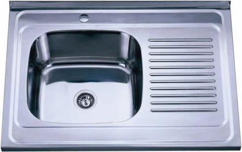 Single Bowl SS Kitchen Sinks