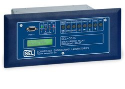 SEL-551C Overcurrent/Reclosing Relay