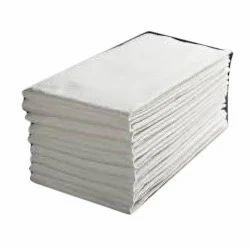 White Plain Salon Disposable Towels, 50 GSM, Size: 16 X 24 Inch