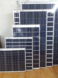 Poly Crystalline Solar Panel Multi Crystaline Solar