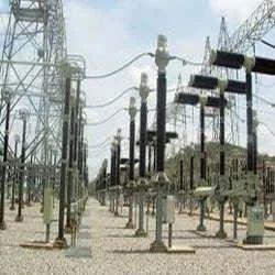132 KV Substation Switch Yard