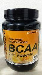 BCAA Orange Sports Nutrition Powder