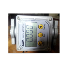 Electronic Oval Gear Flow Meter