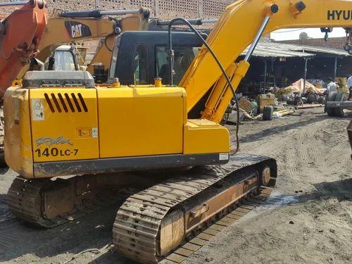 Hyundai R 140 7 Excavator Controller 21n6 42101 / Ecu