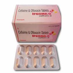 IFEOMA -O (Cefixime & Ofloxacin Tablets)