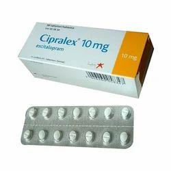 Antidepressant Medicines Cipralex Tablets