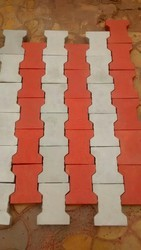 Rubber Mould Paver