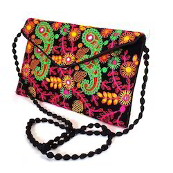 Handmade Bag - Handmade Carry Potli Bag Manufacturer from New Delhi