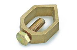 Brass Clamp - A Type