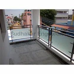 Elevation Handrail