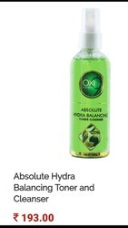 Absolute Hydra Balancing Toner Cleanser