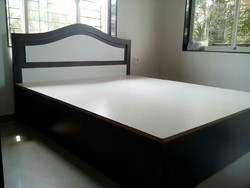 Simple Double Bed
