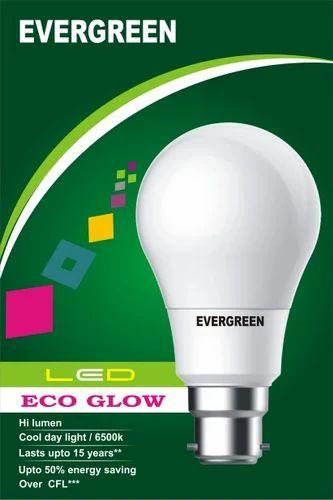 Led Bulbs एलईड बल ब स Evergreen Lighting
