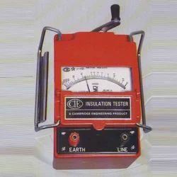 Insulation Tester (CIE/444)