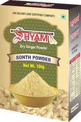 Shyam Dhani Dry Ginger Powder, Packaging Size: 100 g