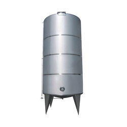 Milk Silo, Capacity: 500 Ltr To 2000 Ltr