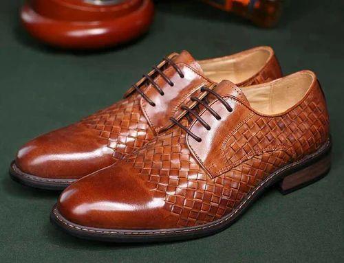 Designer Gents Formal Shoes Retailer