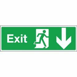 Exit Symbol Signage