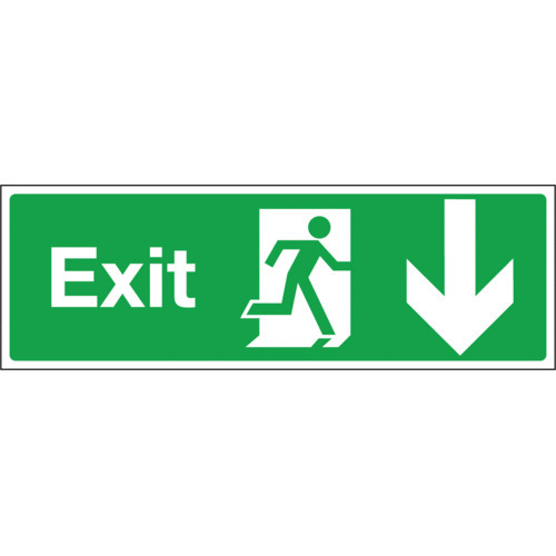 Exit Symbol Signage Banners Signs Nameplates Jp Ads Sign