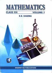 RD Sharma 12th Class Maths Book