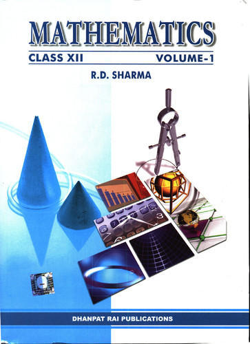 12th Std Maths Book Volume 1