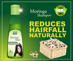 Herbal Hair Care Moringa Shampoo