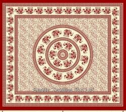 Tree Branches Cotton Tapestries, Indian Bedspreads