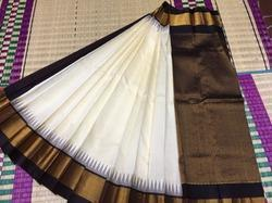 Partywear Kuppadam Silk Cotton Saree
