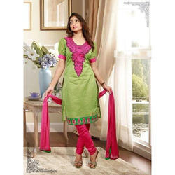 Embroidery Ladies Suit