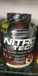 Nitrotech Protein Supplement