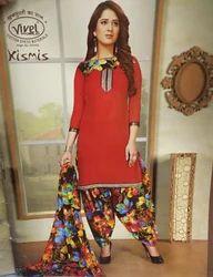 Kismis cotton dress material