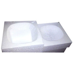 Normal EPS White Packing Thermocol Box, For Packaging, Thickness: 1 - 15 mm