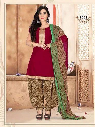 Punjabi dress patterns for womens suits