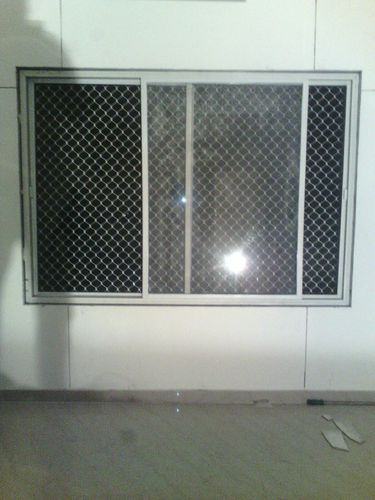 Stainless Steel Window Designs Grill Gate Design: Stainless Steel Window Grill At Rs 700 /square Feet