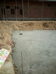 Swimming Pool Construction Work