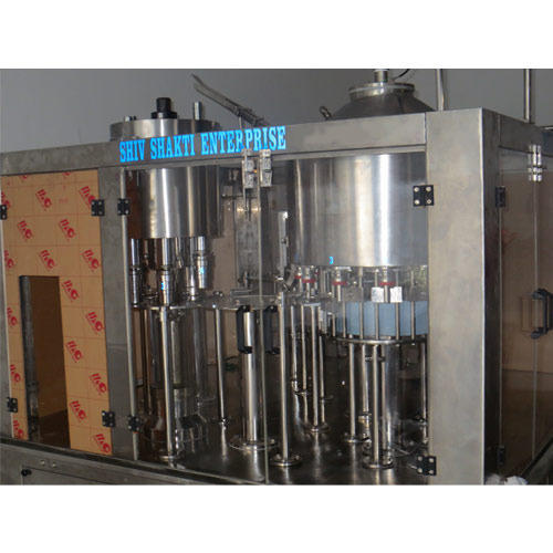 60 BPM Rinsing Filling Capping Machine