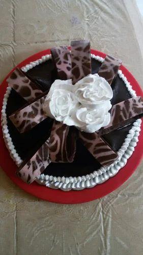 Chocolate Truffle Birthday Cake And Baby Shower Tier Cake School