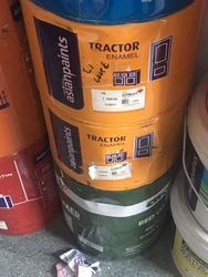 High Gloss Asian Paints Tractor Enamel