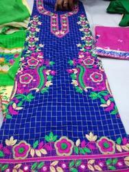 Ari Work Punjabi Suits