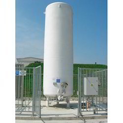 Gas Cylinders: Storage Of Nitrogen Gas Cylinders