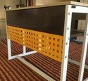 School Dual Desk And Bench