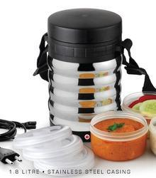 Promotional Spiral Electric Lunch Box  sc 1 st  IndiaMART & Customised Power Plus Electra Lunch Box Steel at Rs 189 /piece ... Aboutintivar.Com