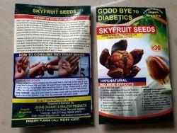 Mahogany seeds