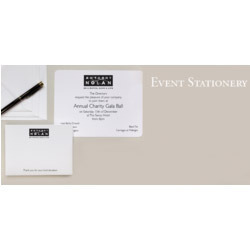 Event Stationery Printing Service