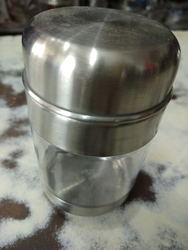 Brass Metal Container