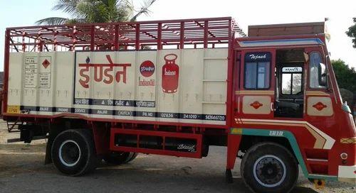 Gas Cylinder Truck Capacity 184 Gas Cylinder Bottal Id 18565475988