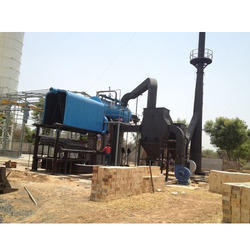 Five Pass FBC Boiler