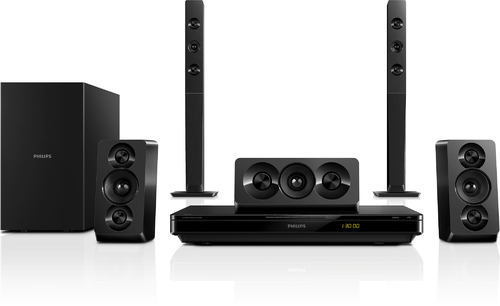 Philips Home Theater System & Philips Home Theater & DVDs