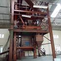Carbon Steel Mesh Feed Plant, Capacity: 500-700 Kg/h